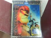 3D DIAMOND EDTITION 4-DISC  BLU-RAY MOVIE Blu-Ray THE LION KING DIAMOND EDITION